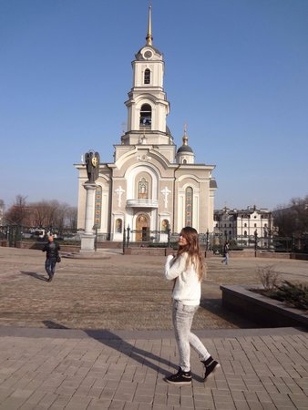 The Holy Transfiguration Cathedral: ��