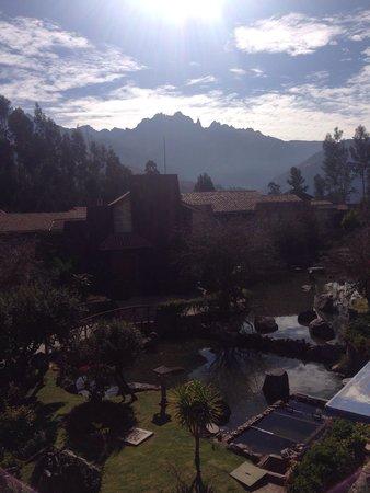 Aranwa Sacred Valley Hotel & Wellness: Vista desde la habitación