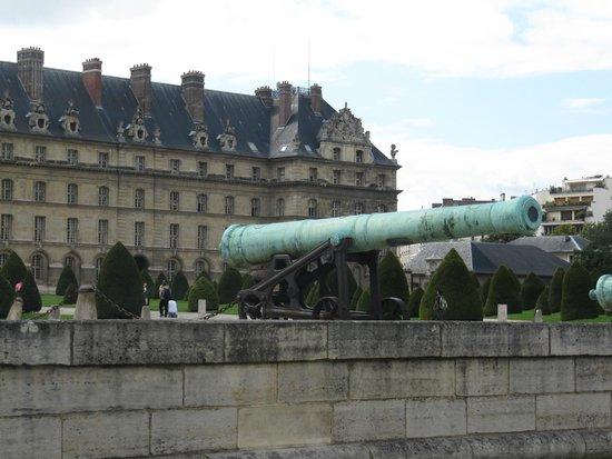 Museo de la Armada: Ingresso Nord