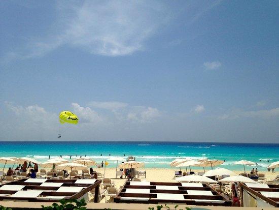 Hard Rock Hotel Cancun: a vista mais maravilhosa do hotel