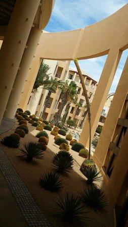 Pueblo Bonito Pacifica Golf & Spa Resort: Just love the simplicity & the desert like decor.