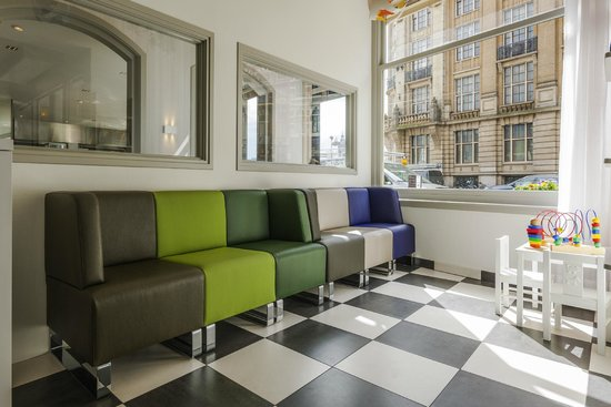 Ibis Styles Amsterdam Central Station: Reception