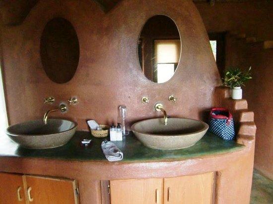Leshiba Wilderness: Mooie wastafels