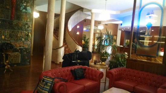 Hotel Continentale: Lobby