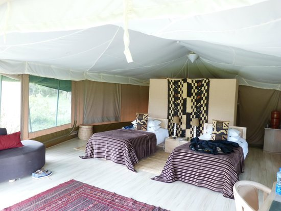 Kicheche Valley Camp: Tent 6
