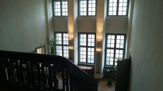 Sorell Hotel Rüden : Main Stairway