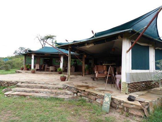 Kicheche Valley Camp : Communal Area