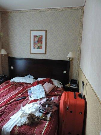 Residence Unic Renoir Saint Germain : Quarto - cama