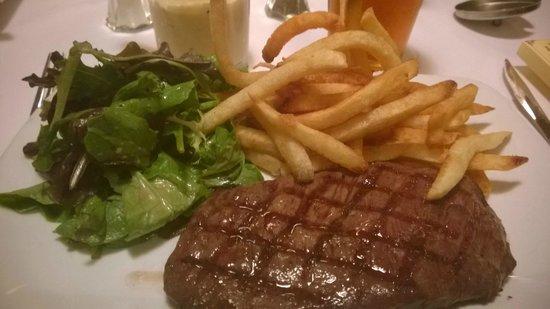 Les Halles Downtown : Steak Frites