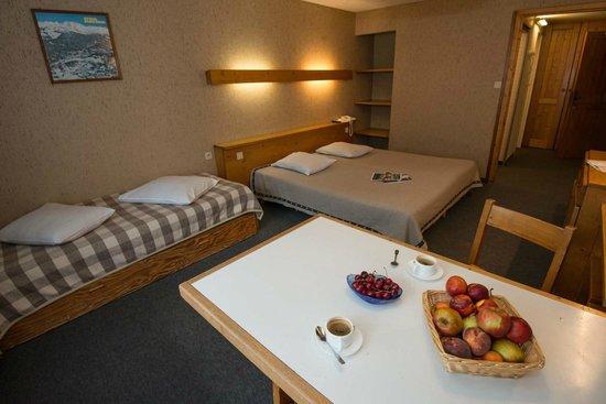 Hôtel de l'Ermitage : Chambre confort