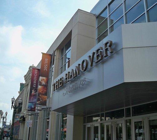 Photo of Theater Hanover Theatre for the Performing Arts at 2 Southbridge St, Worcester, MA 01608, United States