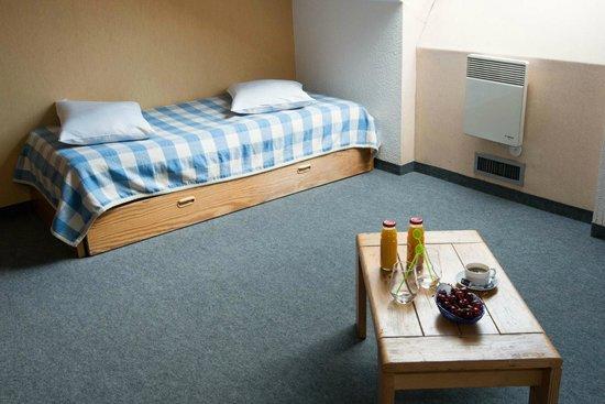 Hôtel de l'Ermitage : Chambre confort 5-6 personnes
