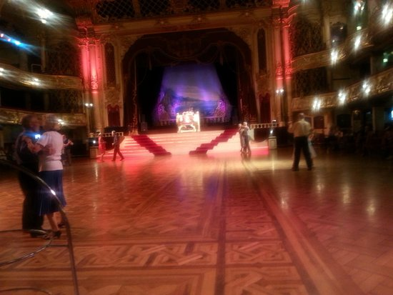 The Blackpool Tower Ballroom: The Wurlitzer