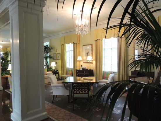 The Carolina Inn : Lobby again