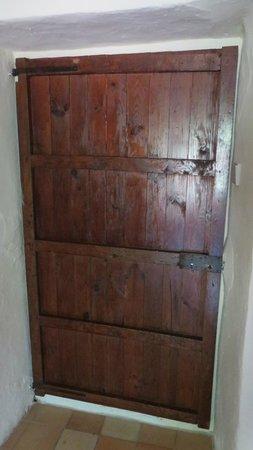 L'Hermitage: 'Tür'