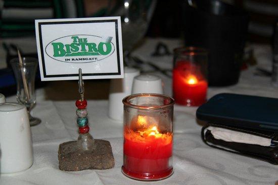 The Bistro: 15