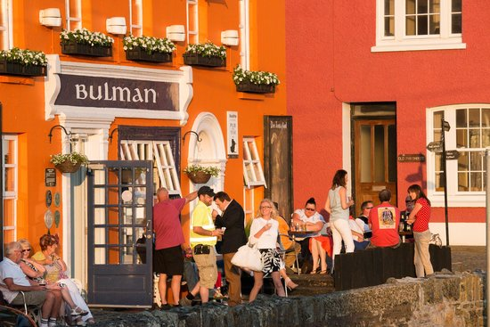 Bulman crowd