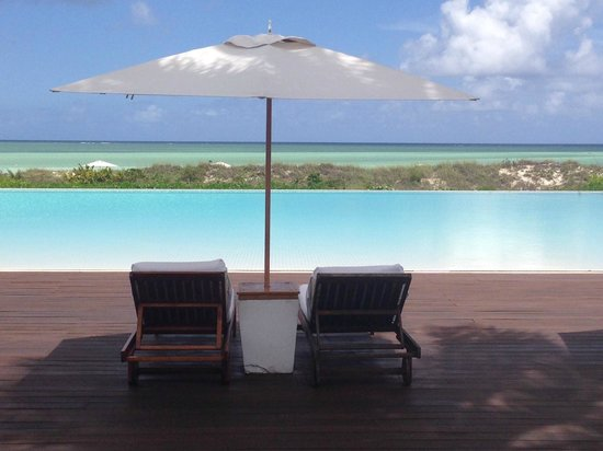 Parrot Cay: Sensational pool