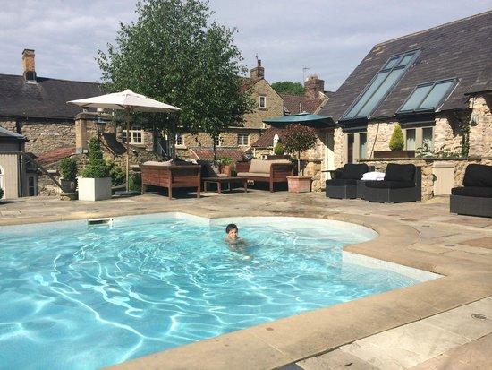 Feversham Arms Hotel & Verbena Spa: Amazing pool area