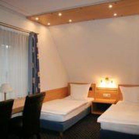 Hotel Krone: Zweibettzimmer