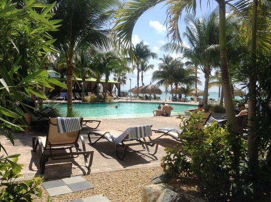 Holiday Inn Resort Aruba - Beach Resort & Casino: From our room