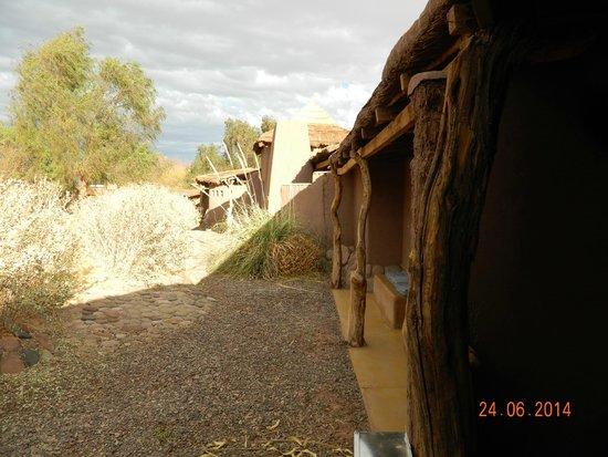 Altiplanico Atacama: Hotel Grounds