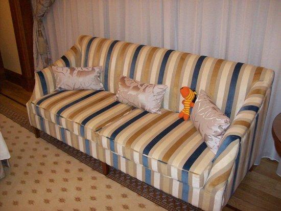 Oguzkent Hotel: 'Log' in the room