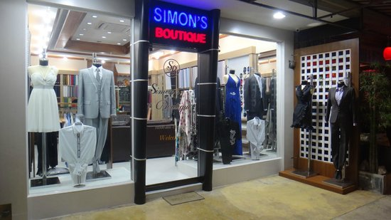 Simon's Boutique Custom Tailor