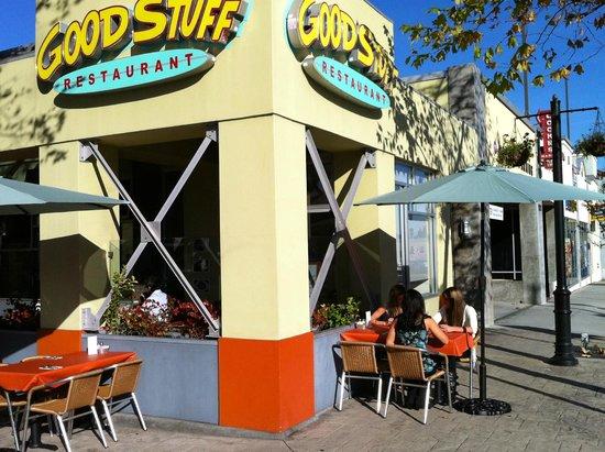 Patio Dining Picture Of Good Stuff Restaurant El Segundo