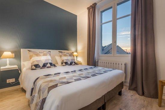 Hotel des Marais Salants : Suite - La chambre