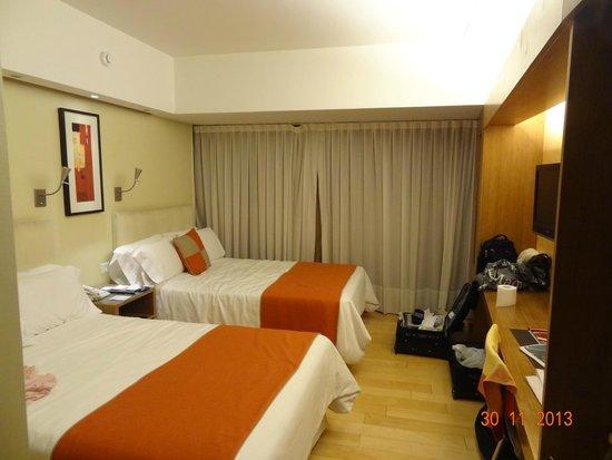Regente Palace Hotel: habitación doble superior