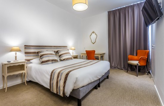 Hotel des Marais Salants : Chambre Deluxe