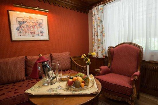 Hotel les Buttes : Chambre exclusive