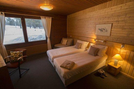 Davvi Arctic Lodge : Standard Twin Room