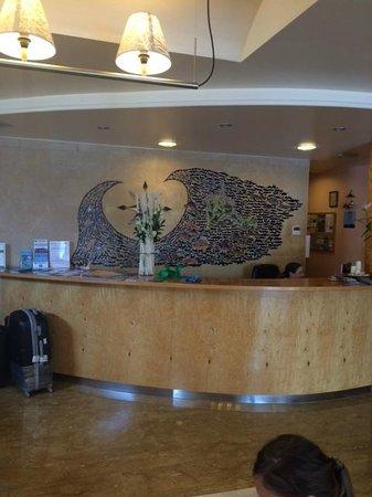 Hotel Sa Volta: Hall