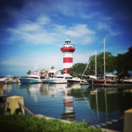 Harbour Town Lighthouse: Most Iconic Spot in HHI :) !