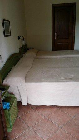 Parco Blu Club Hotel Resort : letto