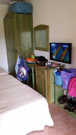 Parco Blu Club Hotel Resort : Camera
