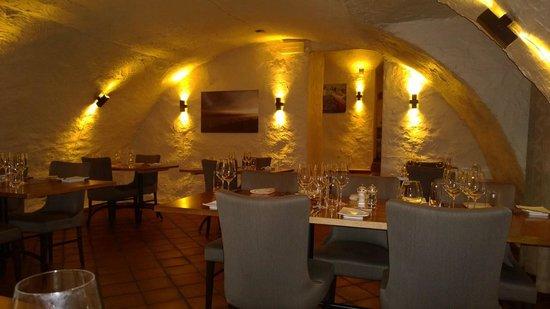 Statholderens Mat & Vinkjeller: Dinning Room