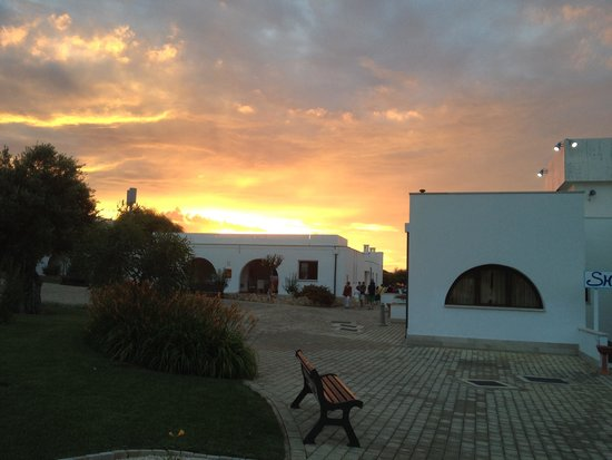 Pietrablu Resort & Spa CDSHotels: Sunset