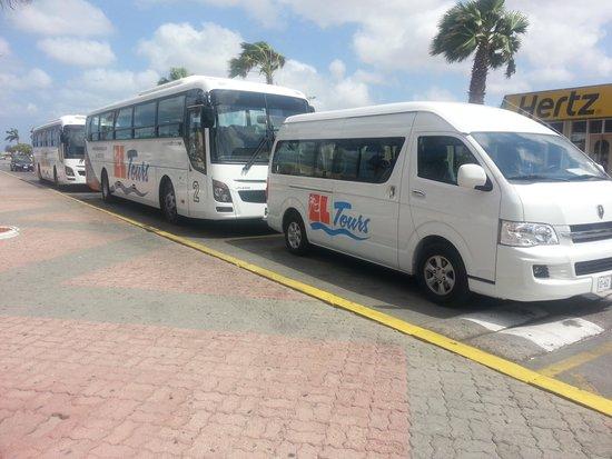 EL Tours: Vehicle