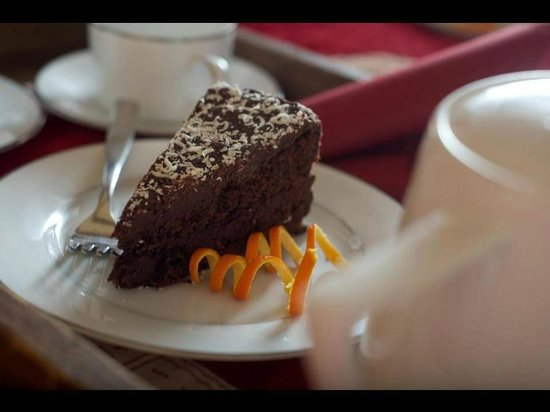 Chalet Perdu : Afternoon Tea