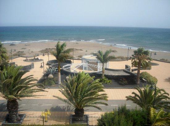 Beatriz Playa & Spa : Vista desde habitacion