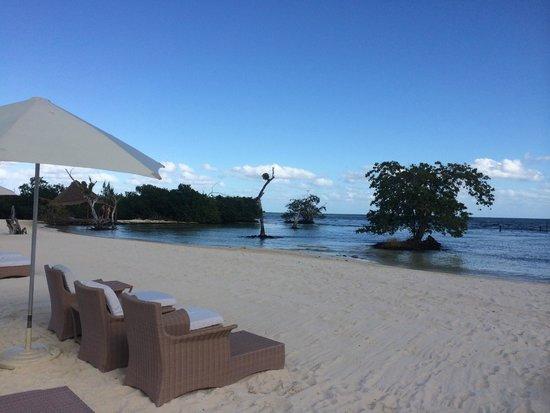 Hacienda Tres Rios : PLAYA DEL HOTEL MARAVILLOSA