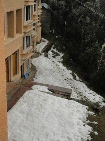 The Manimahesh-HPTDC : View From Room