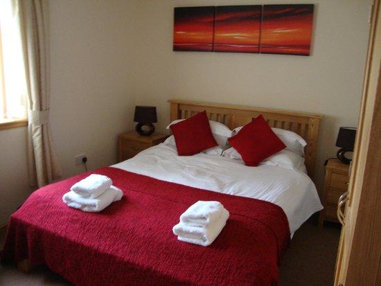 Borve Country House Hotel: Main Double en suite bedroom