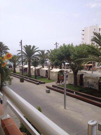 Hostal Yebisah : View from room 103
