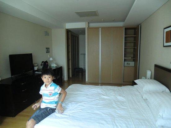 Fraser Place Central Seoul: bedroom