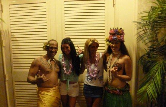 Hilton Hawaiian Village Waikiki Beach Resort: Waikiki Starlight Luau