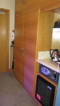 The Crown Spa Hotel: Bedroom facilities